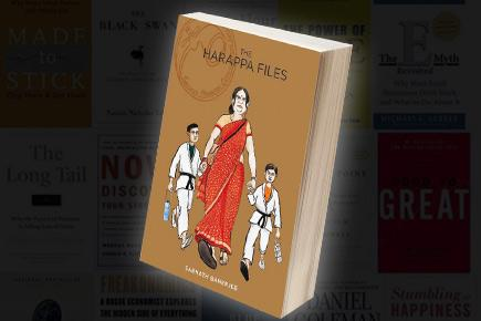 The Harappa Files -Sarnath Banerjee