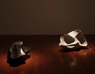 A. Balasubramaniam, Lines in Fold, 2012