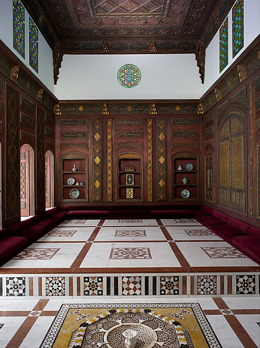the islamic galleries at the metropolitan museum of art The metropolitan museum is very big,  iran, second floor, islamic galleries  the metropolitan museum of art paper.