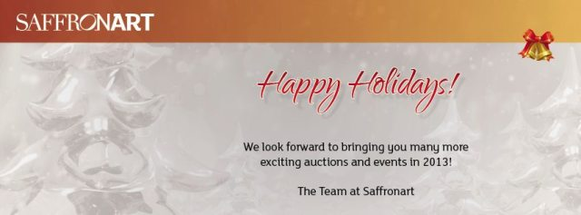 Happy New Year from Saffronart