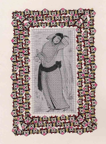 Rehana Mangi, Ding Dong Series I, 2009 Image Credits: http://alexisrenard.com/art/ding-dong-series-i/