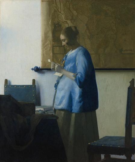 Johannes Vermeer, 1663