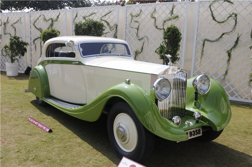 1935 Rolls-Royce Phantom II Continental