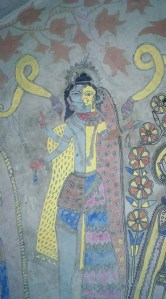 Wall Painting by Sita Devi