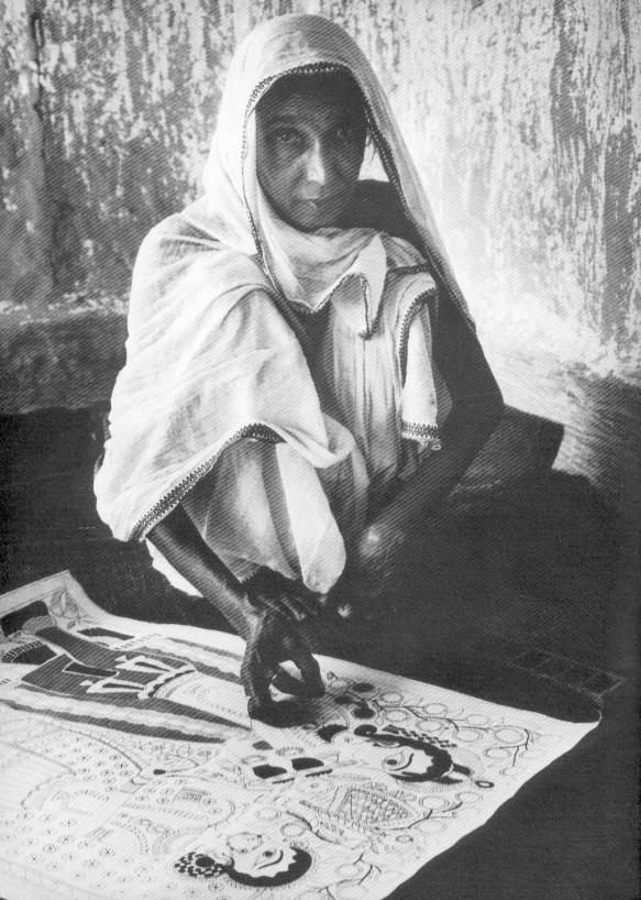 Sita Devi by Edouard Boubat, 1970