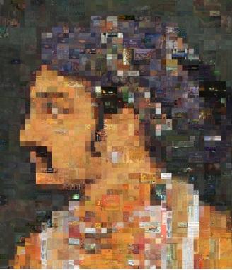 I Love Miniatures, Rashid Rana
