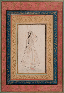 Lot 3, A Portrait of a Princess