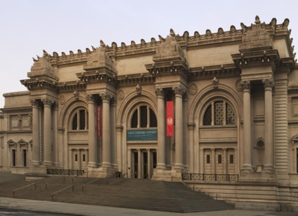 Past present and future of the metropolitan museum of art for Metropolitan mueseum of art