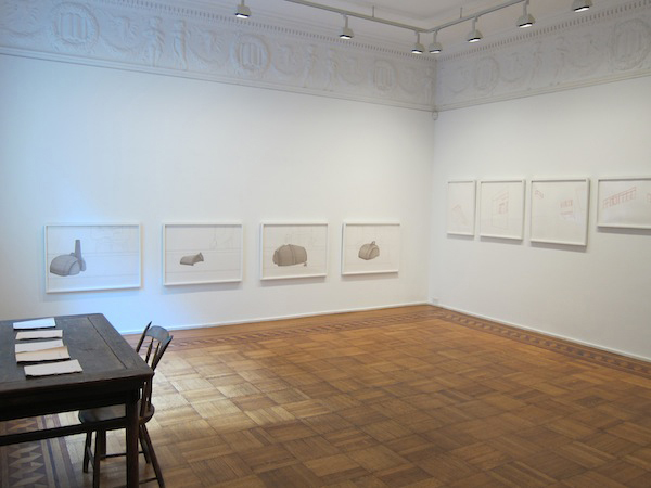 Mariam Suhail Installation View Image credit: Jack Tilton Gallery, New York
