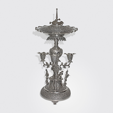 Cutch Silver Hand-rinsing Fountain c. 1910. http://www.saffronart.com/fixedjewelry/PieceDetails.aspx?iid=36004&a=