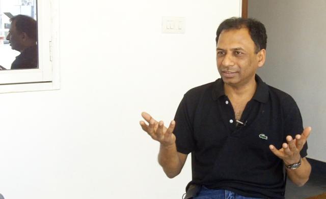 Photographer, Ravi Agarwal, by Professor Kathryn Myers