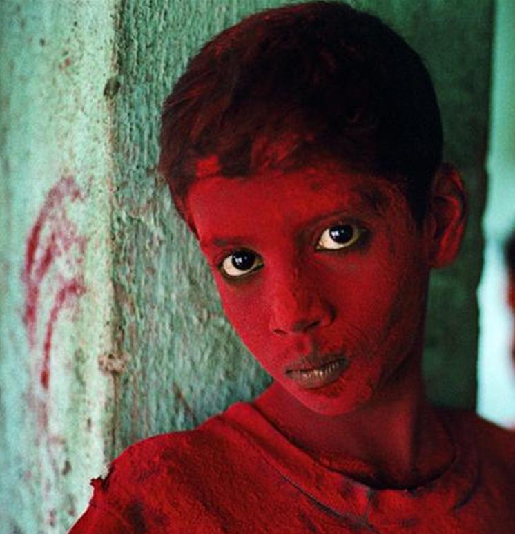 Magnum Ki Tasveer Exceptional Photographs Of India