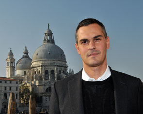 Massimiliano Gioni, Director of the 55th Venice Biennale