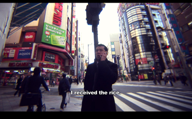 "Meiro Koizumi: ""My Voice Would Reach You"" (2009). Video still; Image Credit: http://regator.com/p/259249425/move_on_asia_video_art_in_asia_2002/"