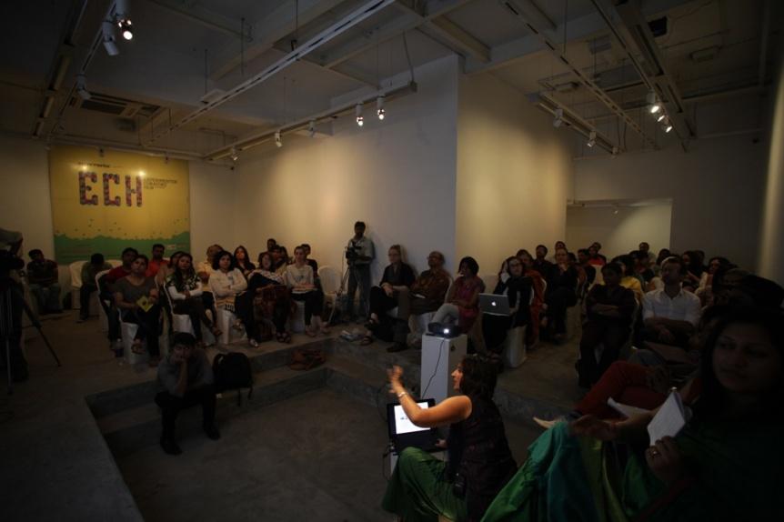 Experimenter's Curator's Hub Image credit: http://artradarjournal.com