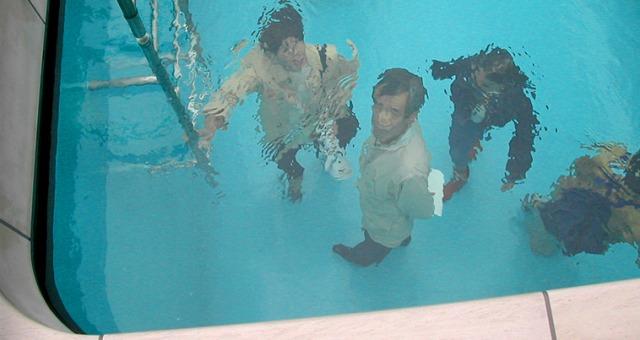 Swimming Pool, Leonardo Elrich