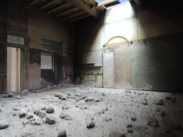 Charmi Gada Shah, Interior of an Abandoned Room, 2013