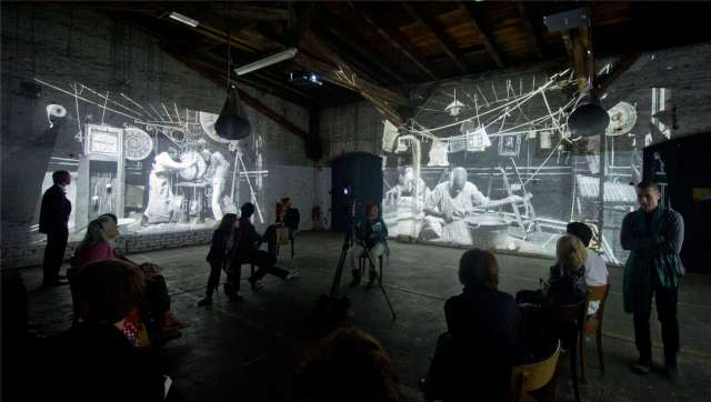 The Refusal of Time by William Kentridge @ dOCUMENTA (13)