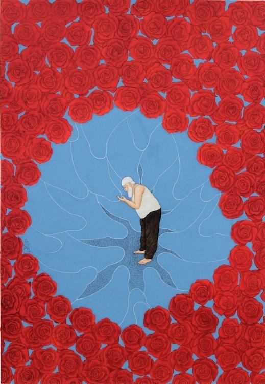 Untitled 2013, Waseem Ahmed