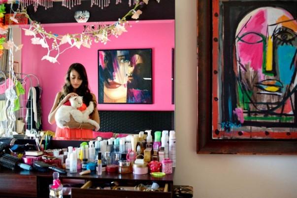 Alia, Beirut, Lebanon Rania Matar, Alia, Beirut, Lebanon, 2010. Pigment Print. Courtesy of the artist and Carroll and Sons, Boston. © Rania Matar.