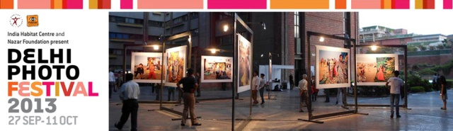 Delhi Photo Festival 2013 Poster. Image Credit: http://www.torgovnik.com/pages/getWorkshops