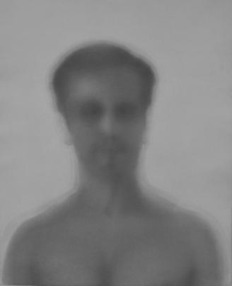 Untitled (self portrait) series, 2013, Ali Kazim. Image Credit:  © Tryon St. Gallery and Ali Kazim