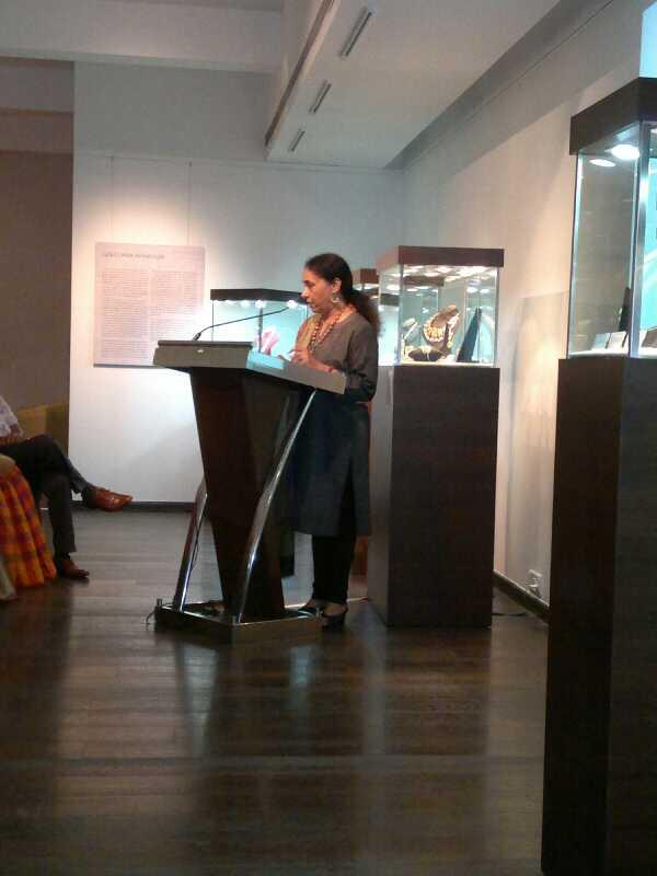Dr. Bala Krishnan + cocktails + attentive audience= win