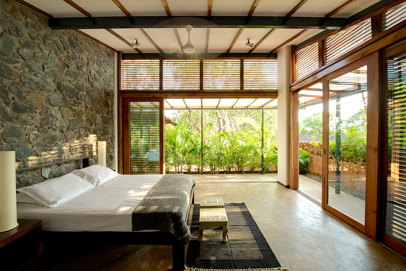 Saffronart luxury country house is wsj house of the day for Architecture design for home in goa
