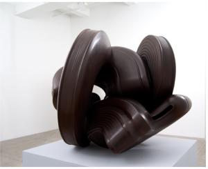 Tony Cragg Cubic Early Form, 2011 bronze 102 x 105 x 120 cm the artist and Marian Goodman Gallery Read more at http://www.fiac.com/galeries/marian_goodman#MUBs74K7q2yvS6wD.99