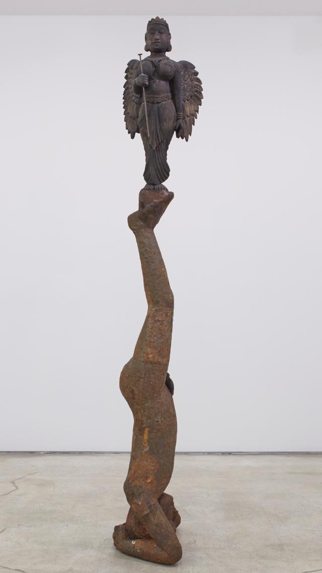LN Tallur, Balancing Act, 2013