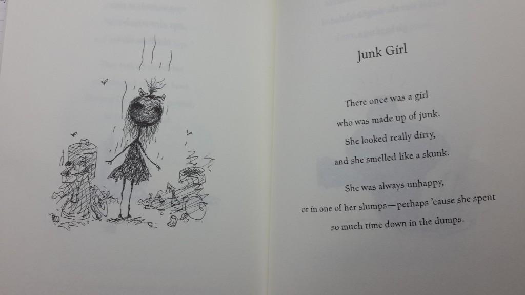 """Junk Girl"", pp.88-89"