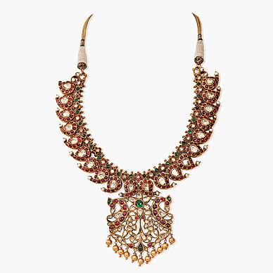 Manga malai necklace