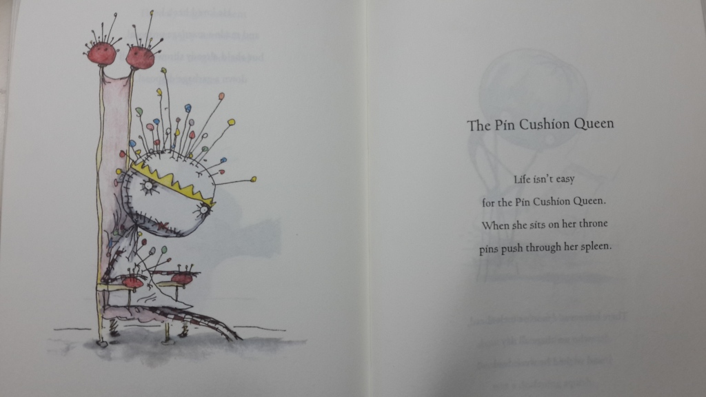 """The Pin Cushion Queen"", pp.92-93"