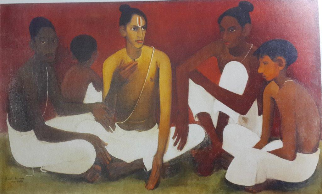 Brahmacharis, 1937