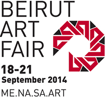 Beirut Art Fair 2014 Photo courtesy of Beirut Art Fair.