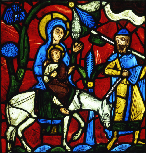 From the Collection of the Glencairn Museum Source: http://www.glencairnmuseum.org/nativity-nonbiblical/