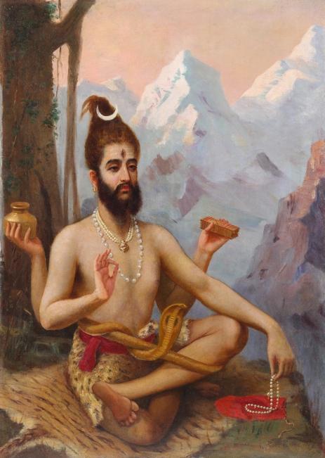 Raja Ravi Varma Lot 65